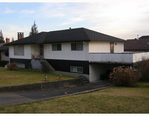 Main Photo: 1100 CHARLAND Avenue in Coquitlam: Central Coquitlam House for sale : MLS®# V688673