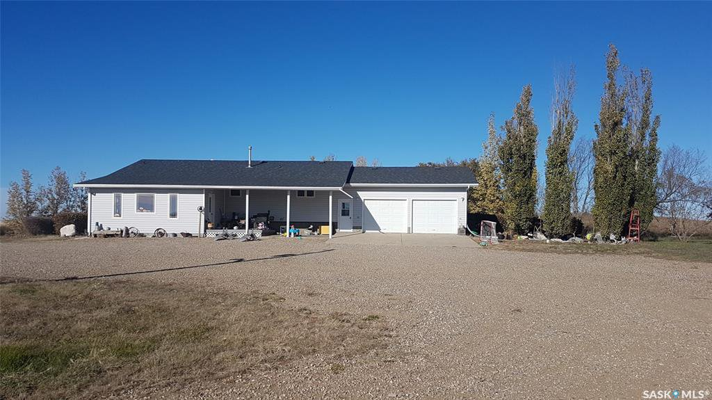Main Photo: Jedlicka Acreage in Tramping Lake: Residential for sale (Tramping Lake Rm No. 380)  : MLS®# SK789009