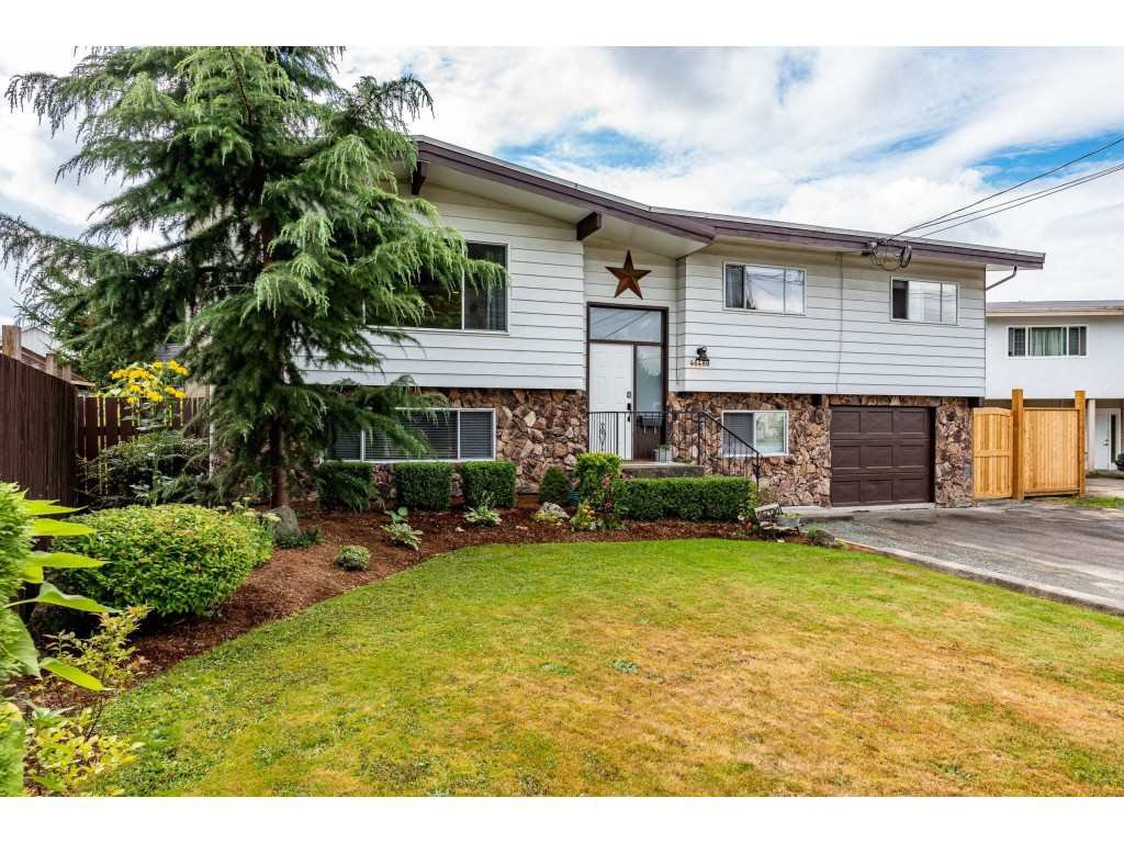 Main Photo: 46480 HURNDALL Crescent in Chilliwack: Chilliwack E Young-Yale House for sale : MLS®# R2489188