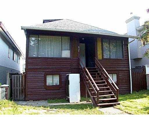 Main Photo: 635 E 10TH AV in Vancouver: Mount Pleasant VE House for sale (Vancouver East)  : MLS®# V575022
