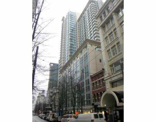 "Main Photo: 3105 610 GRANVILLE Street in Vancouver: Downtown VW Condo for sale in ""HUDSON"" (Vancouver West)  : MLS®# V669774"
