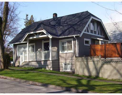 Main Photo: 3495 W 28TH Avenue in Vancouver: Dunbar House for sale (Vancouver West)  : MLS®# V695392