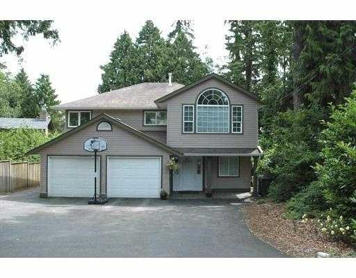 Main Photo: 1707 Oughton Drive in Port Coquitlam: Mary Hill House for sale : MLS®# V655971