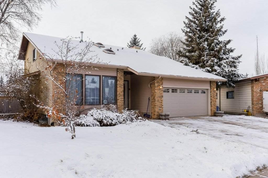 Main Photo: 235 GRAND MEADOW Crescent in Edmonton: Zone 29 House for sale : MLS®# E4189073