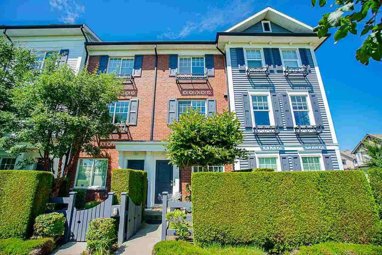 """Main Photo: 21 7348 192A Street in Surrey: Clayton Townhouse for sale in """"Knoll"""" (Cloverdale)  : MLS®# R2470112"""