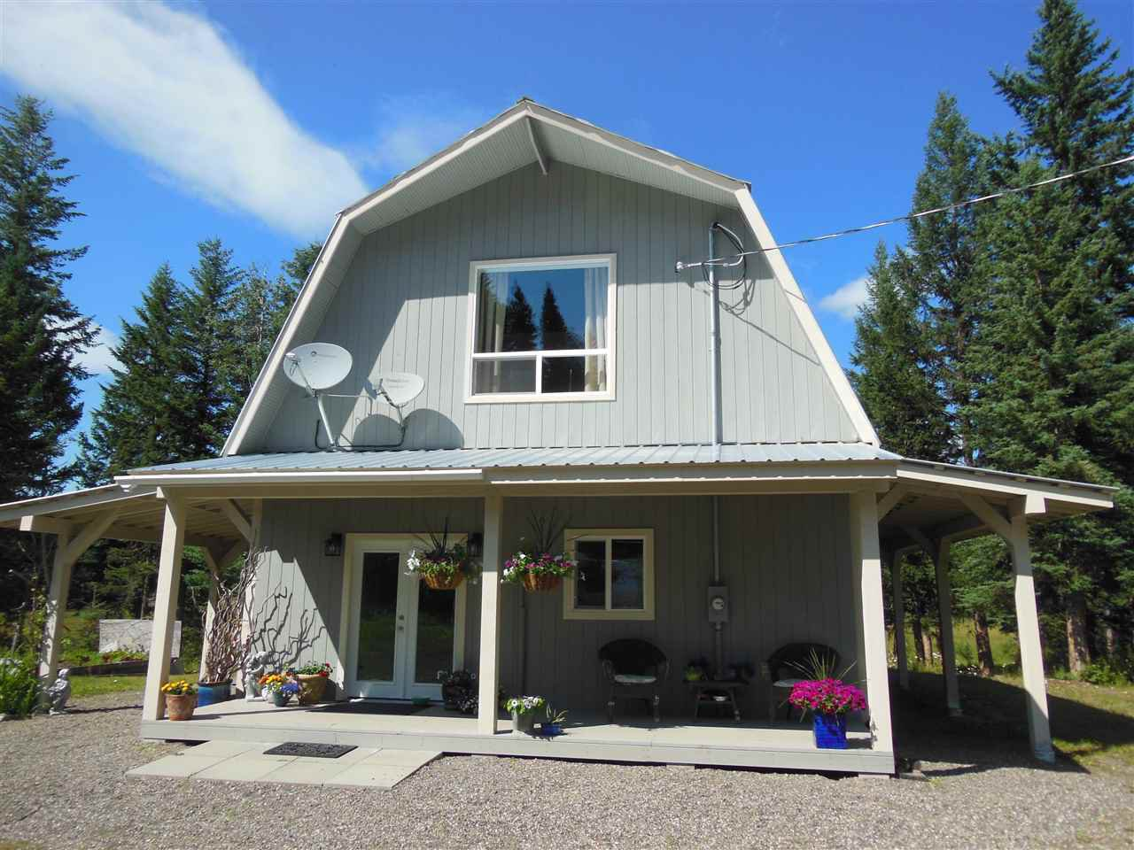 Photo 1: Photos: 3535 WESTWICK PIT Road: 150 Mile House House for sale (Williams Lake (Zone 27))  : MLS®# R2488772