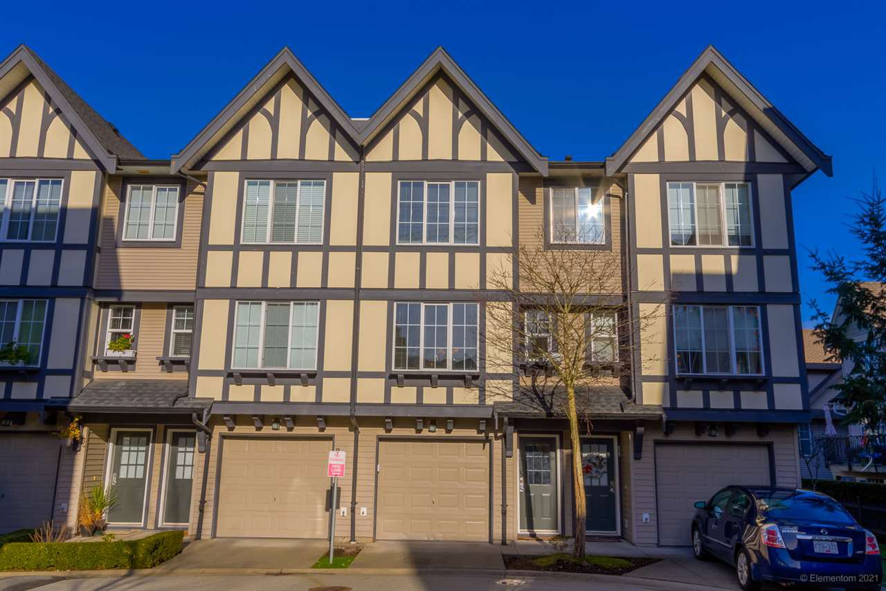 Main Photo: 69 20875 80 Avenue in Langley: Willoughby Heights Townhouse for sale : MLS®# R2528852
