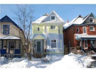 Main Photo: 552 Furby Street in Winnipeg: West End / Wolseley Residential  (Central Winnipeg)  : MLS®# 1001293