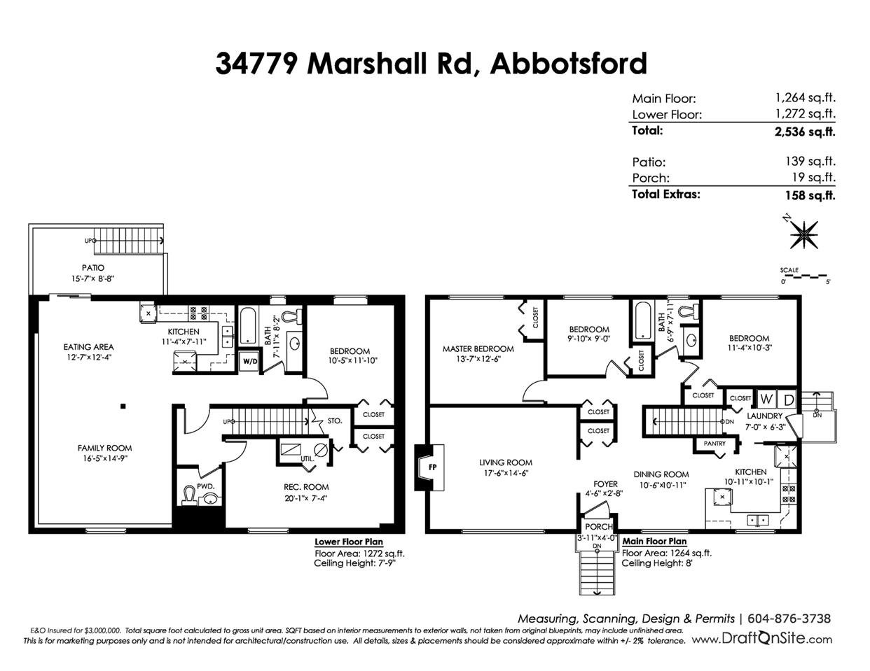 "Photo 20: Photos: 34779 MARSHALL Road in Abbotsford: Abbotsford East House for sale in ""McMillan"" : MLS®# R2397046"