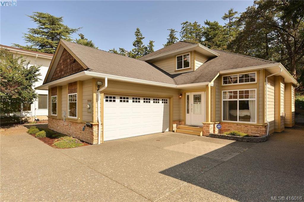 Main Photo: 4169 Kensington Pl in VICTORIA: SW Northridge House for sale (Saanich West)  : MLS®# 825255