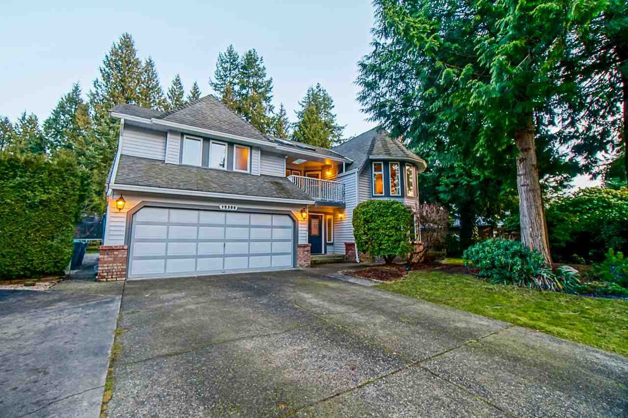 Main Photo: 12380 S BOUNDARY Drive in Surrey: Panorama Ridge House for sale : MLS®# R2435939