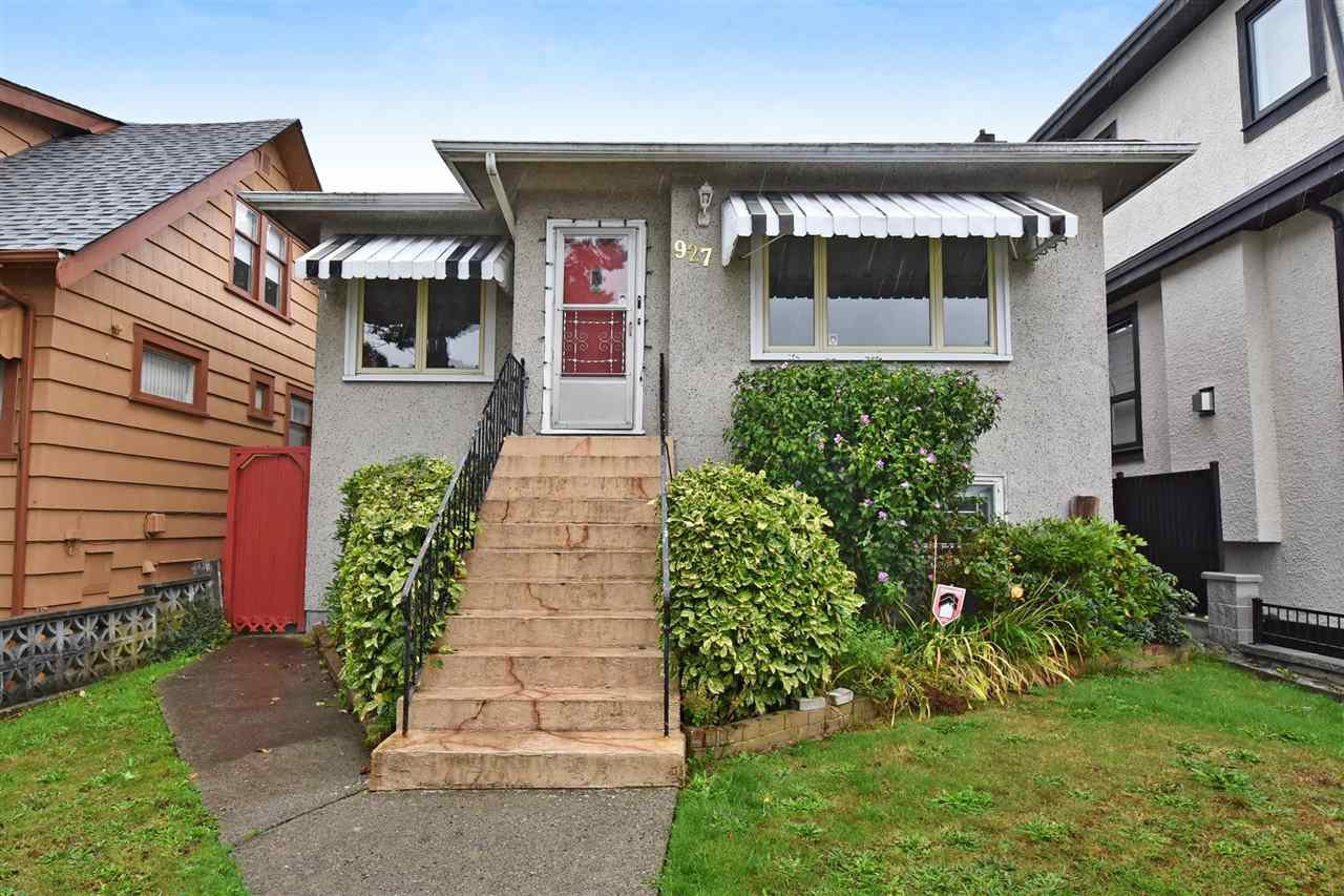 Main Photo: 927 E 63RD AVENUE in : South Vancouver House for sale : MLS®# R2310590