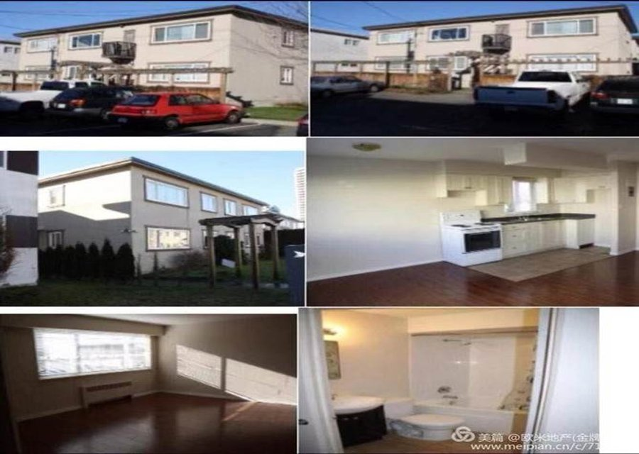 Main Photo: BURNABY GOLDEN LOCATION ENTIRE MULTI-STOREY APARTMENT in Original price is $6,380,000$. The current price is $4,380,000: Commercial for sale