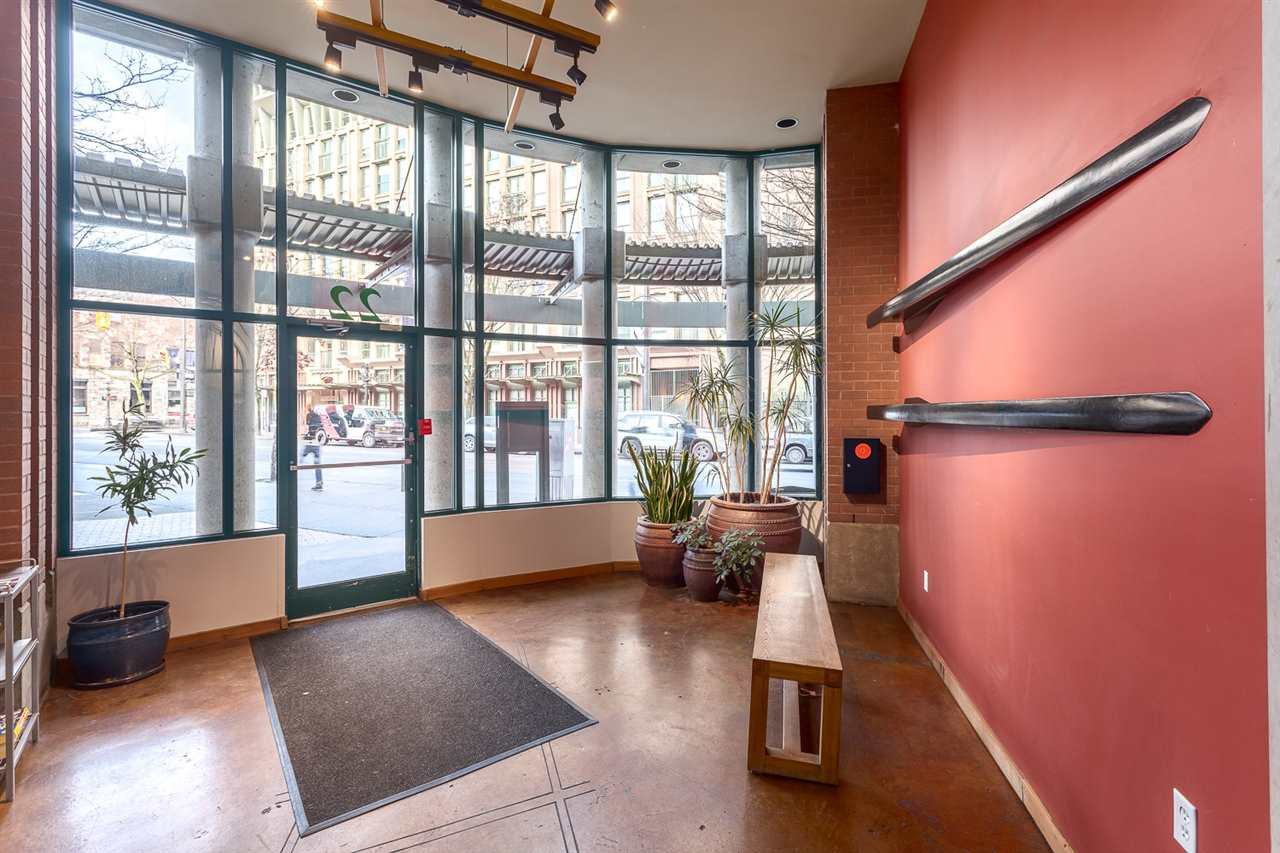 "Photo 33: Photos: 605 22 E CORDOVA Street in Vancouver: Downtown VE Condo for sale in ""Van Horne"" (Vancouver East)  : MLS®# R2488632"
