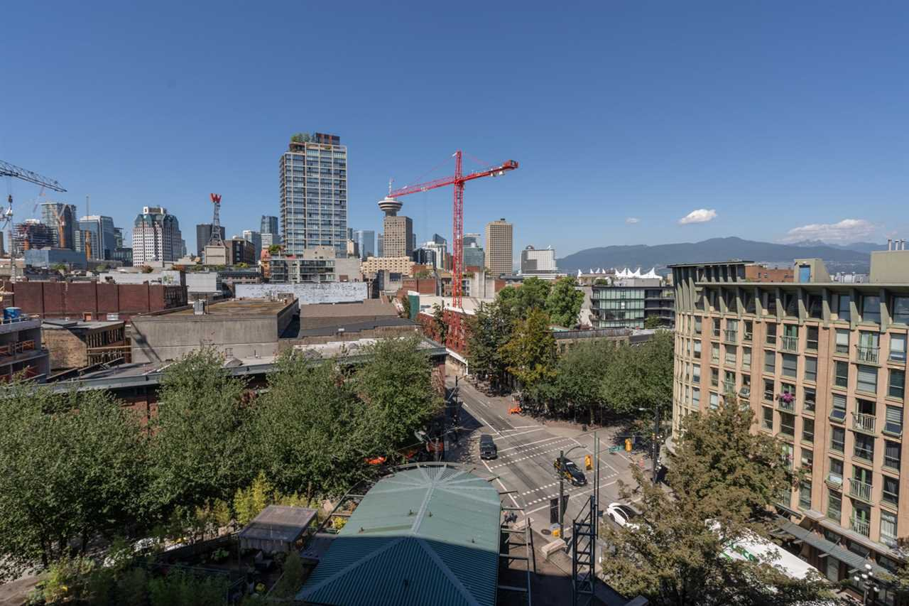 "Photo 26: Photos: 605 22 E CORDOVA Street in Vancouver: Downtown VE Condo for sale in ""Van Horne"" (Vancouver East)  : MLS®# R2488632"