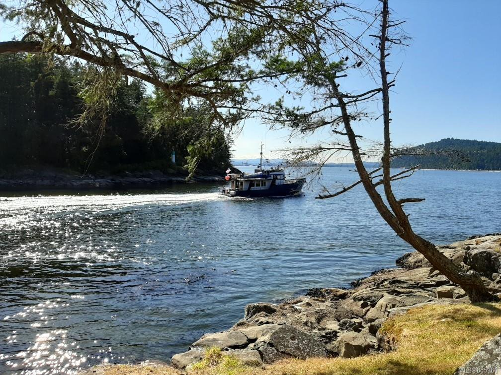 Main Photo: 141 COHO Blvd in : Isl Mudge Island Land for sale (Islands)  : MLS®# 855986