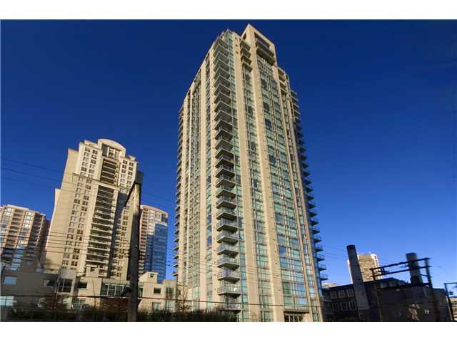 "Main Photo: # 2001 928 RICHARDS ST in Vancouver: Downtown VW Condo for sale in ""THE SAVOY"" (Vancouver West)  : MLS®# V860098"