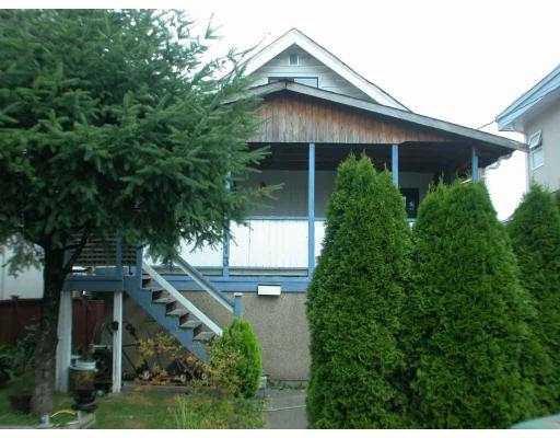 Main Photo: 3113 E 46TH AV in Vancouver: Killarney VE House for sale (Vancouver East)  : MLS®# V552305