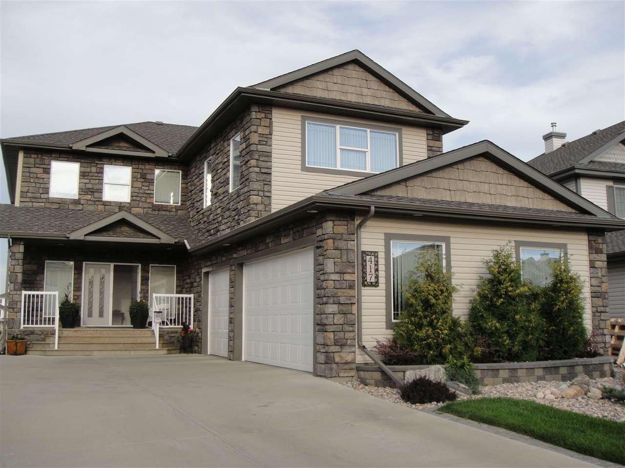 Main Photo: 417 CALDERON Crescent in Edmonton: Zone 27 House for sale : MLS®# E4204802