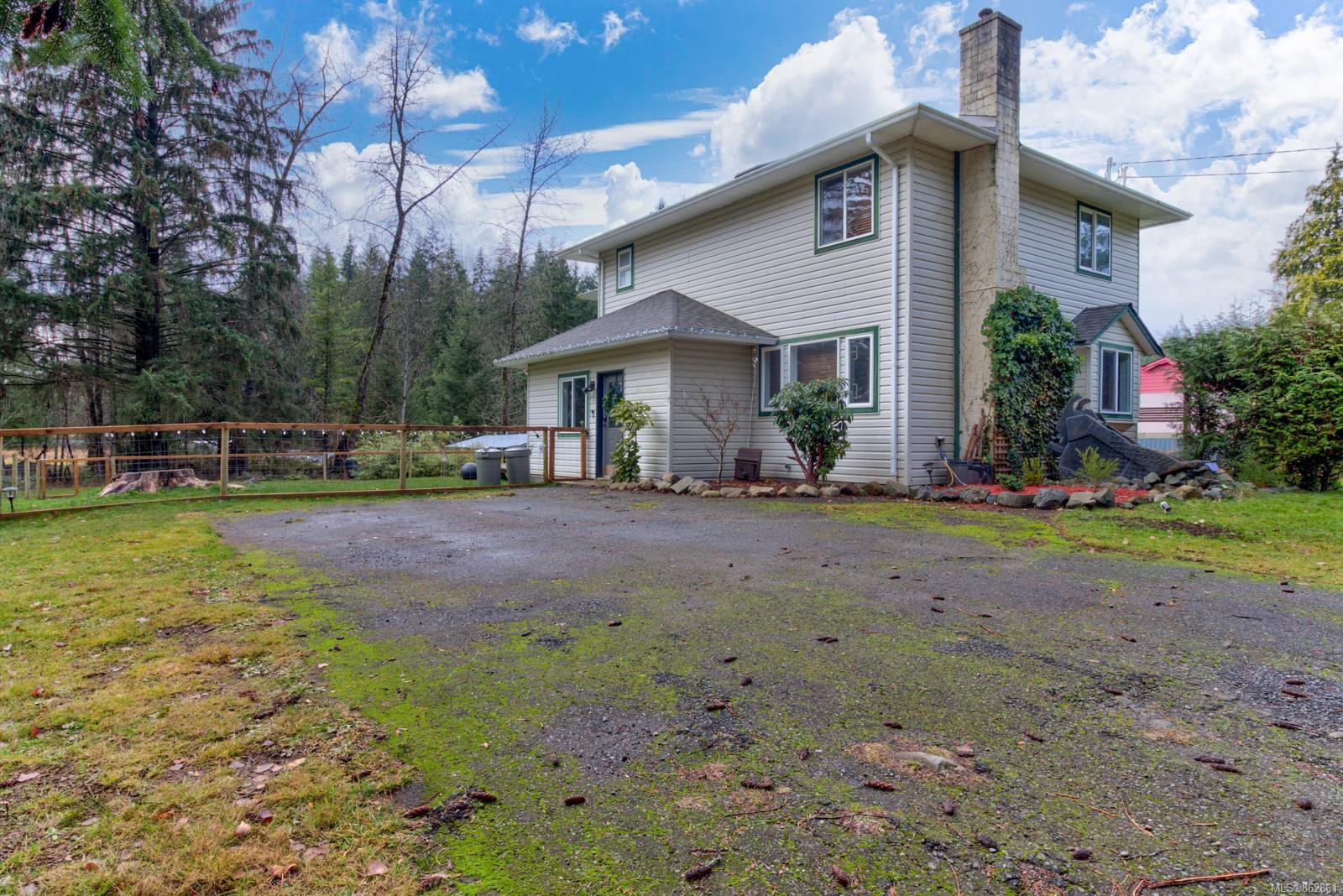 Main Photo: 6575 Poulton Rd in : CV Merville Black Creek House for sale (Comox Valley)  : MLS®# 862861