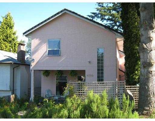 Main Photo: 4099 FOREST Street in Burnaby: Burnaby Hospital House for sale (Burnaby South)  : MLS®# V657164