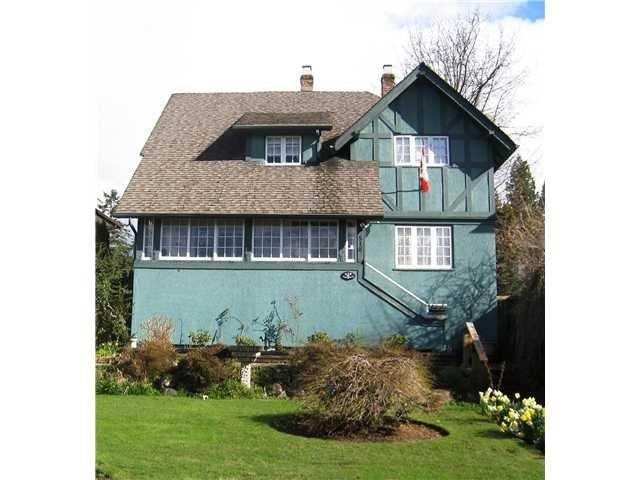 Main Photo: 518 E E 18th in North Vancouver: House for sale : MLS®# v885237