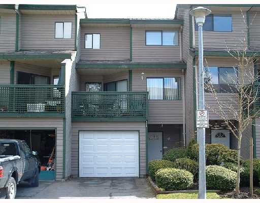 """Main Photo: 42 12180 189A Street in Pitt_Meadows: Central Meadows Townhouse for sale in """"MEADOW ESTATES"""" (Pitt Meadows)  : MLS®# V698277"""