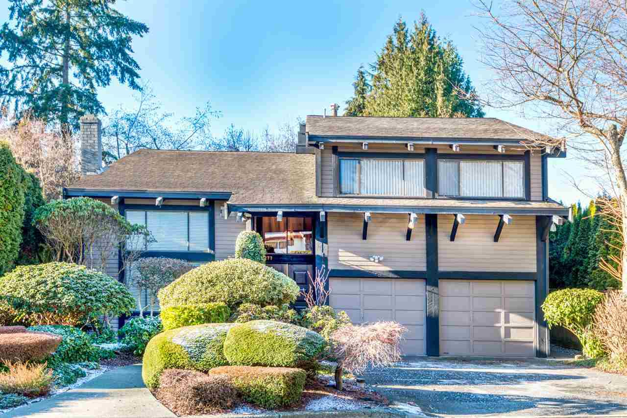 Main Photo: 4277 KEVIN Place in Vancouver: Dunbar House for sale (Vancouver West)  : MLS®# R2393097