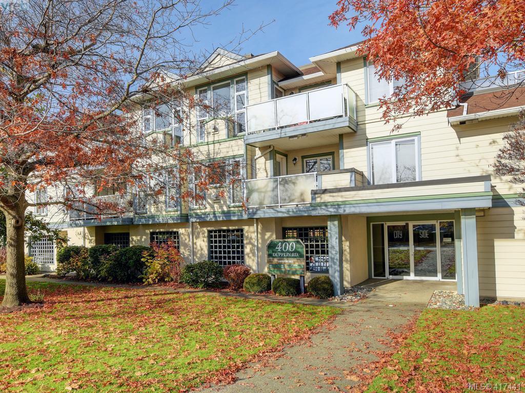 Main Photo: 103 400 Dupplin Road in VICTORIA: SW Rudd Park Condo Apartment for sale (Saanich West)  : MLS®# 417441