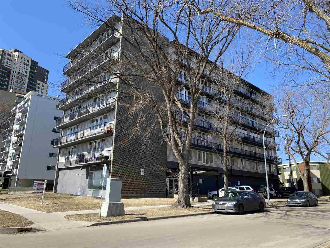 Main Photo: 306 8306 JASPER Avenue in Edmonton: Zone 09 Condo for sale : MLS®# E4188079