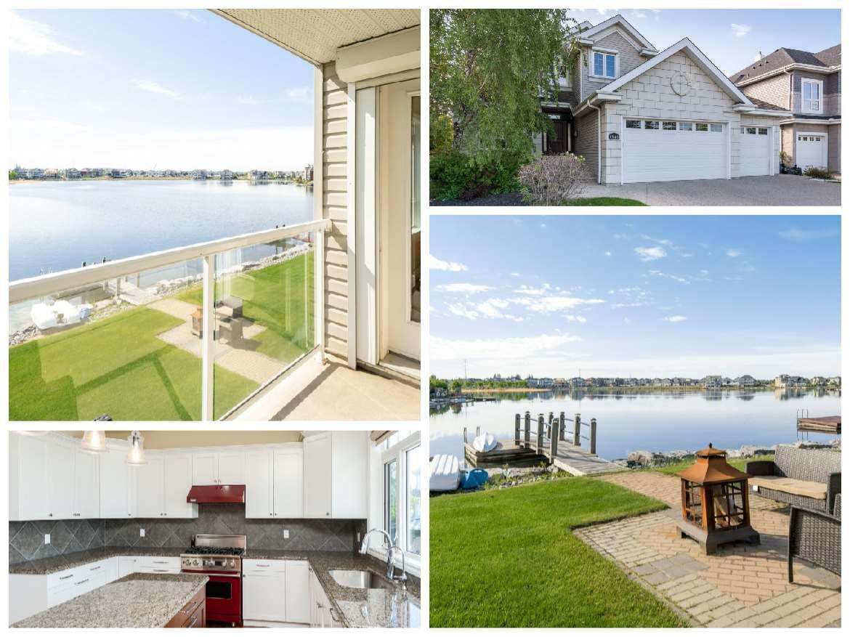 Main Photo: 1245 SUMMERSIDE Drive in Edmonton: Zone 53 House for sale : MLS®# E4201700