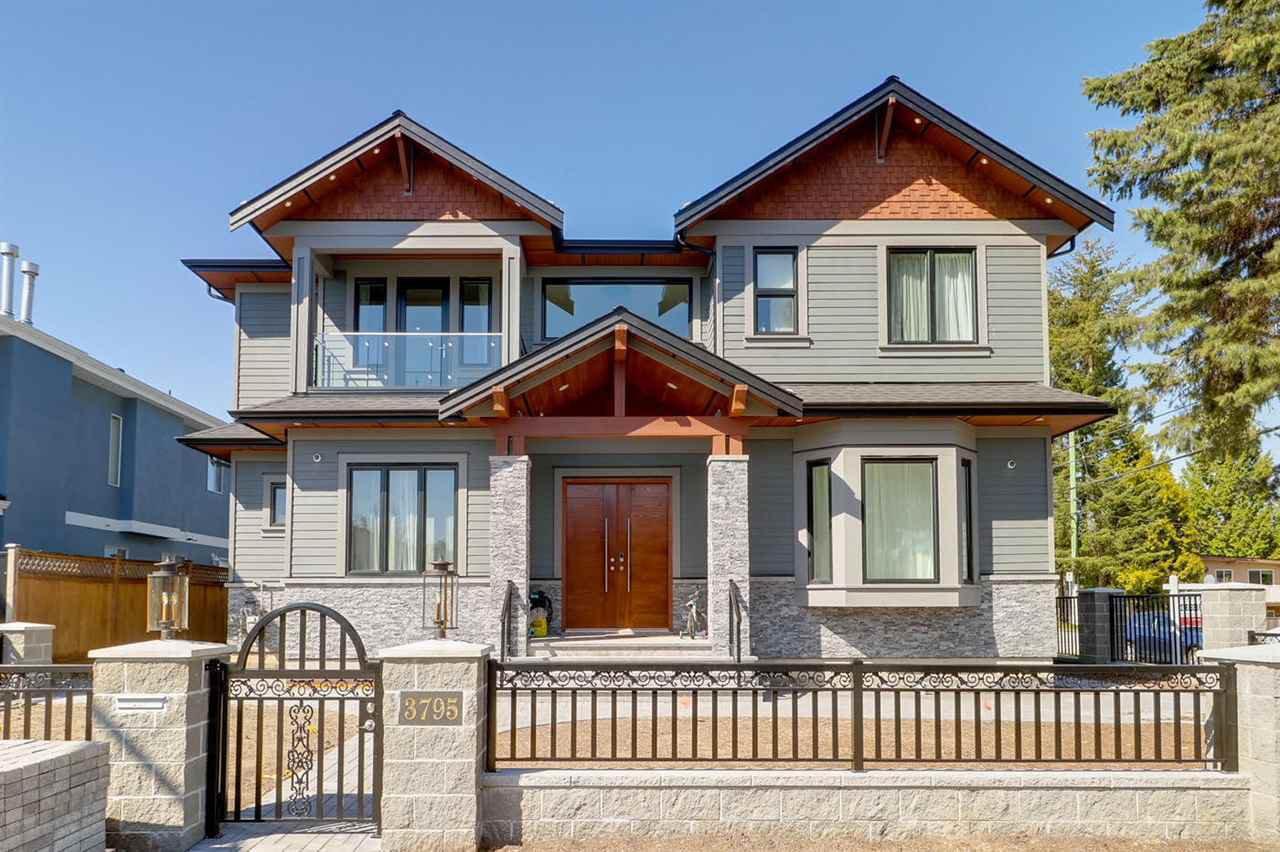 Main Photo: 3795 FIR Street in Burnaby: Burnaby Hospital House for sale (Burnaby South)  : MLS®# R2481192