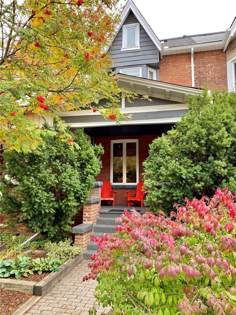 Main Photo: 3 Concord Avenue in Toronto: Palmerston-Little Italy House (2 1/2 Storey) for sale (Toronto C01)  : MLS®# C4976803