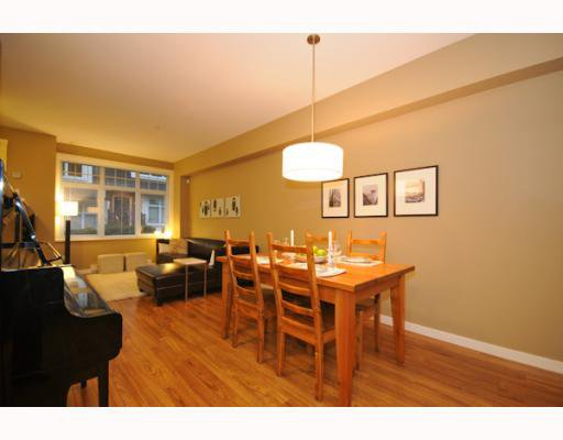 "Photo 3: Photos: 3862 WELWYN Street in Vancouver: Victoria VE Townhouse for sale in ""STORIES"" (Vancouver East)  : MLS®# V797088"