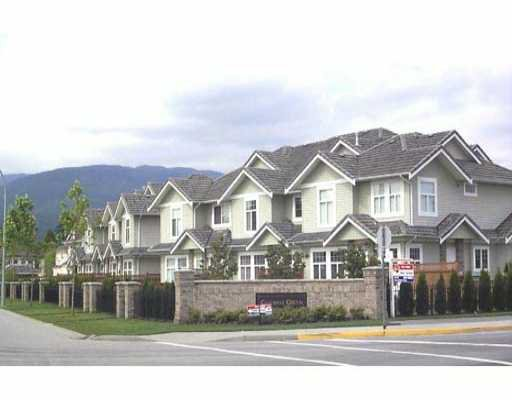 Main Photo: 32 1290 AMAZON DR in Port_Coquitlam: Riverwood Townhouse for sale (Port Coquitlam)  : MLS®# V234396