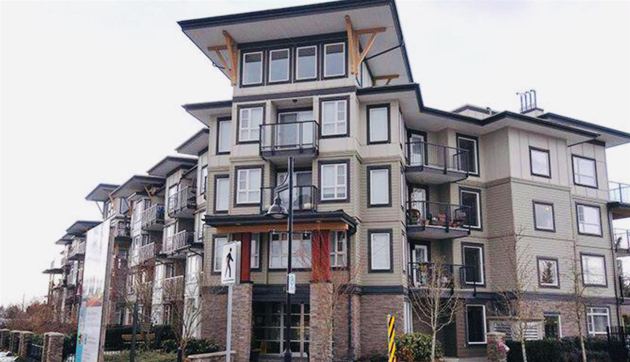 "Main Photo: 404 12075 EDGE Street in Maple Ridge: East Central Condo for sale in ""EDGE ON EDGE"" : MLS®# R2391682"