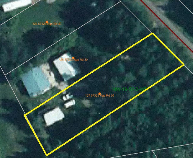 Main Photo: 127 57323 Range Road 30: Rural Barrhead County Rural Land/Vacant Lot for sale : MLS®# E4175604