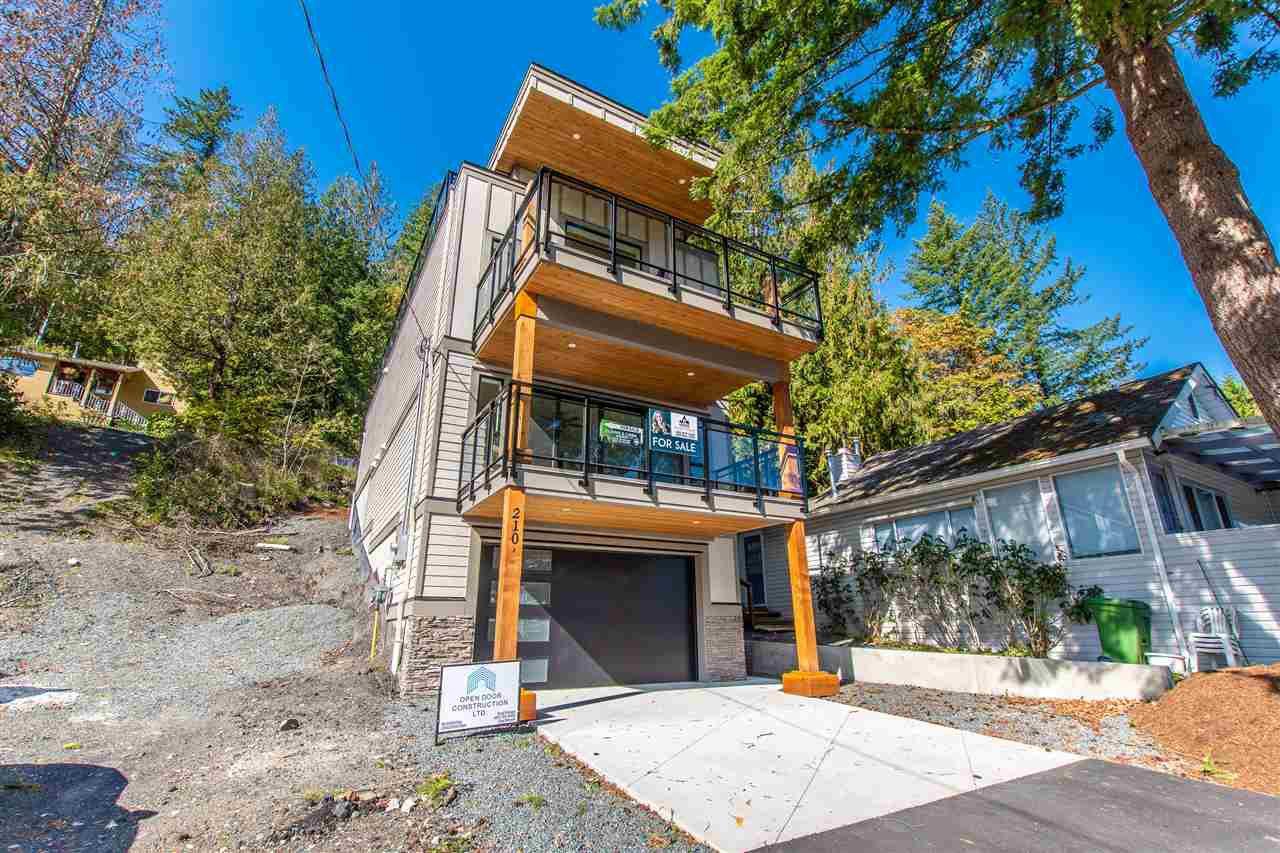 Main Photo: 210A LAKESHORE Drive: Cultus Lake House for sale : MLS®# R2446531
