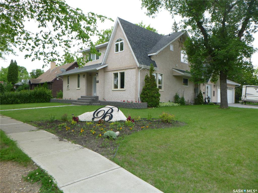 Main Photo: 1419 100th Street in Tisdale: Residential for sale : MLS®# SK817808