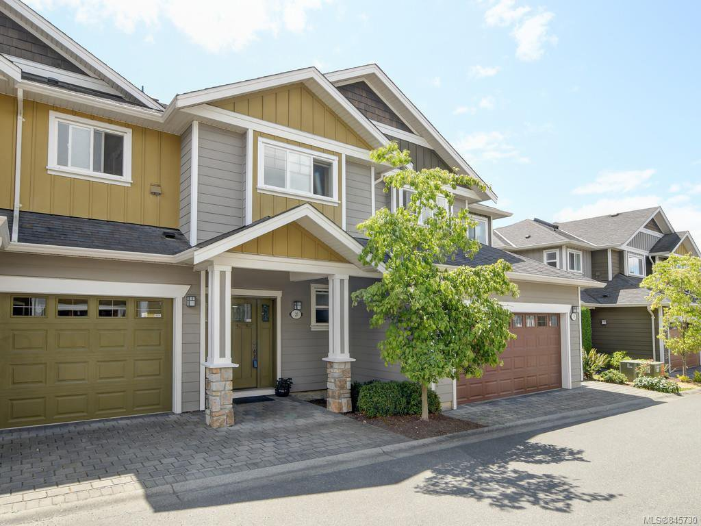 Main Photo: 20 1880 Laval Ave in : SE Mt Doug Row/Townhouse for sale (Saanich East)  : MLS®# 845730