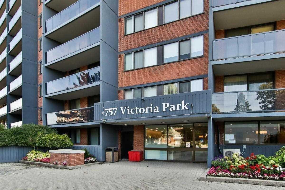 Main Photo: 706 757 Victoria Park Avenue in Toronto: Oakridge Condo for sale (Toronto E06)  : MLS®# E4888203