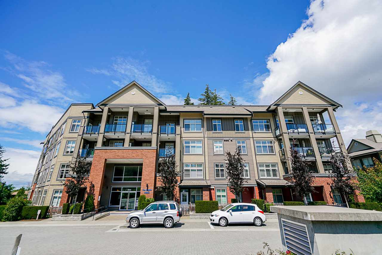 "Main Photo: 313 2855 156 Street in Surrey: Grandview Surrey Condo for sale in ""THE HEIGHTS"" (South Surrey White Rock)  : MLS®# R2501064"