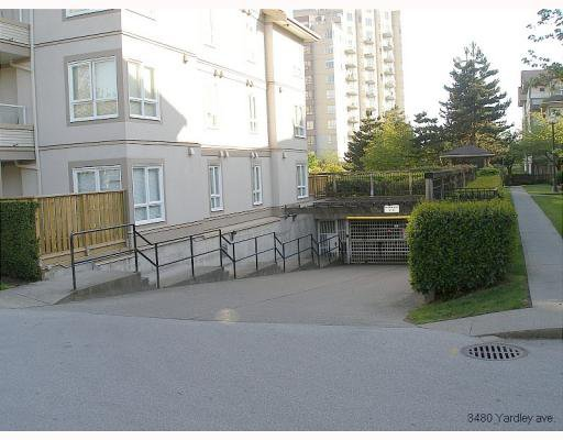 """Photo 3: Photos: # 104 - 3480 YARDLEY AVE in Vancouver: Collingwood VE Condo for sale in """"AVALON"""" (Vancouver East)  : MLS®# V780578"""
