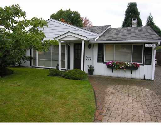 Main Photo: 1329 COTTONWOOD Place in North_Vancouver: Norgate House for sale (North Vancouver)  : MLS®# V673150