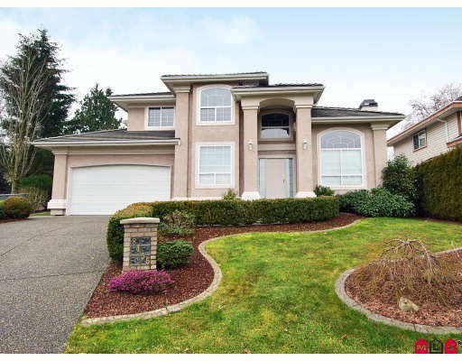 Main Photo: 8455 166A Street in Surrey: Fleetwood Tynehead House for sale : MLS®# F2803791