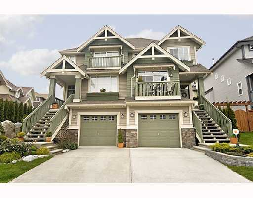 "Main Photo: 103 FOREST PARK Way in Port_Moody: Heritage Woods PM House 1/2 Duplex for sale in ""ADVENTURE RIDGE"" (Port Moody)  : MLS®# V706789"