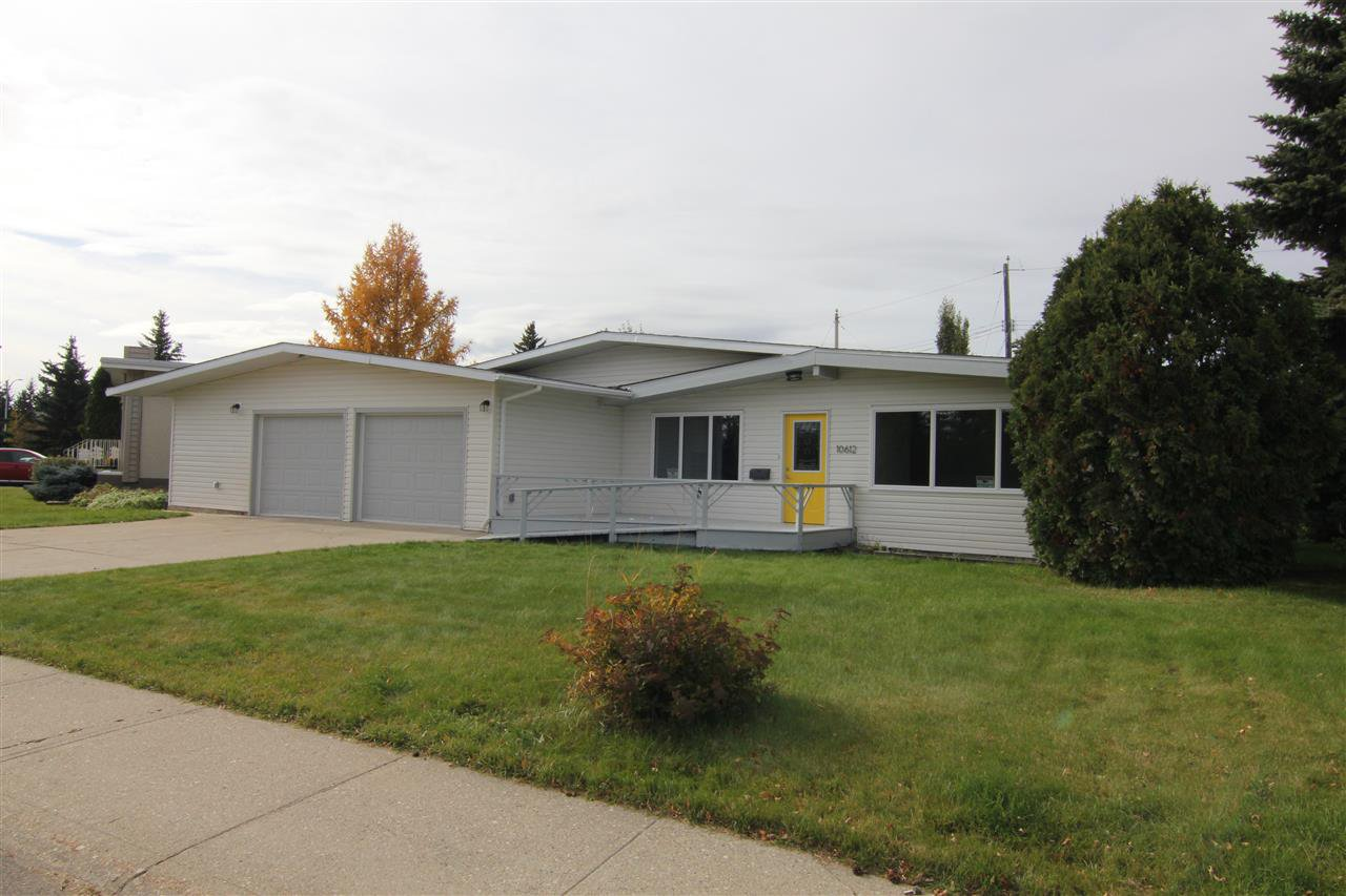 Main Photo: 10612 Rowland Road in Edmonton: Zone 19 House for sale : MLS®# E4176713