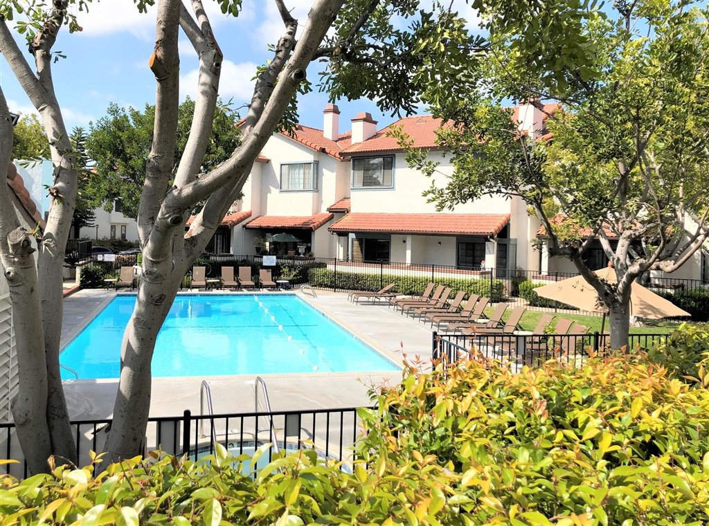 Main Photo: DEL CERRO Townhome for sale : 2 bedrooms : 3435 Mission Mesa Way in San Diego