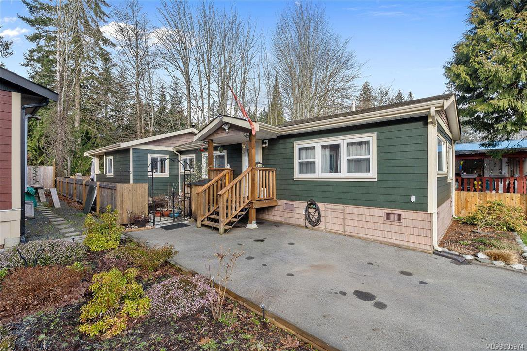 Main Photo: 10A 1120 Shawnigan-Mill Bay Rd in Mill Bay: ML Mill Bay Manufactured Home for sale (Malahat & Area)  : MLS®# 835974