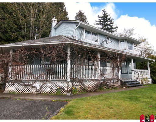 Main Photo: 34753 DELAIR Road in Abbotsford: Abbotsford East House for sale : MLS®# F2817027